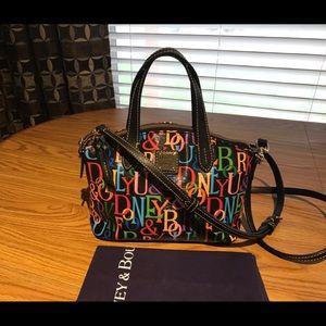 Dooney & Bourke Retro Ruby BITSY Crossbody Bag